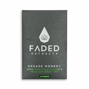 Grease Monkey Shatter by Faded Extracts