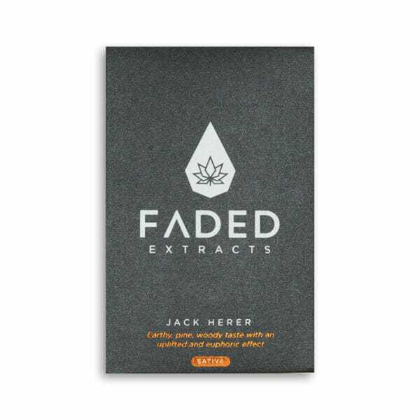 Faded Extracts Jack Herer Shatter