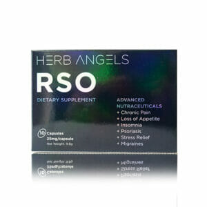RSO Capsules by Herb Angels