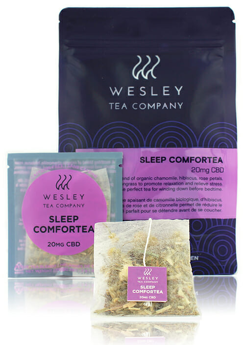 Buy Wesley Sleep Comfortea in toronto delivery