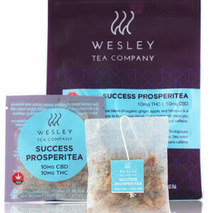 buy Success Prosperitea 10 mg THC + 10 MG CBD toronto crown weed delivery in toronto