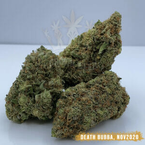 weed delivery death bubba strain