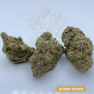 crown weed delivery - astroboy strain