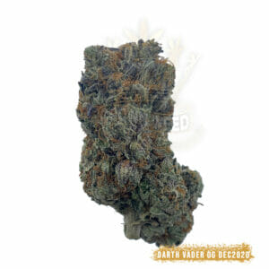 Toronto Weed Delivery - Crown Weed Darth Vader Strain