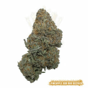 buy weed in toronto - pineapple godbud
