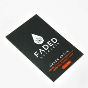buy faded shatter in toronto