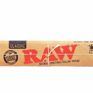 Pack of king sized RAWs weed delivery