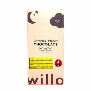 willo chocolate 500mg