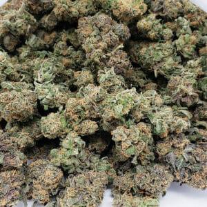 black jack strain crown weed